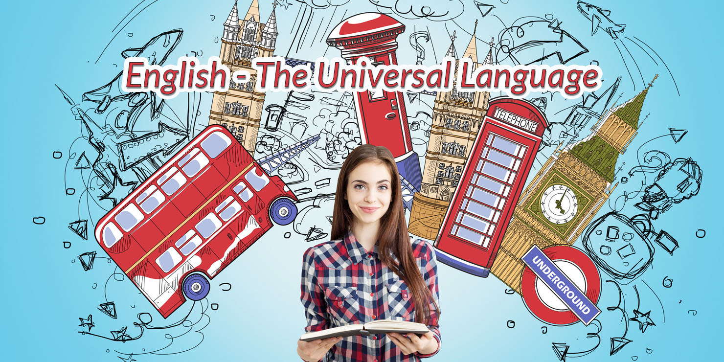 English: The universal language