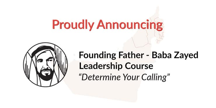 Founding Father – Baba Zayed Leadership Course