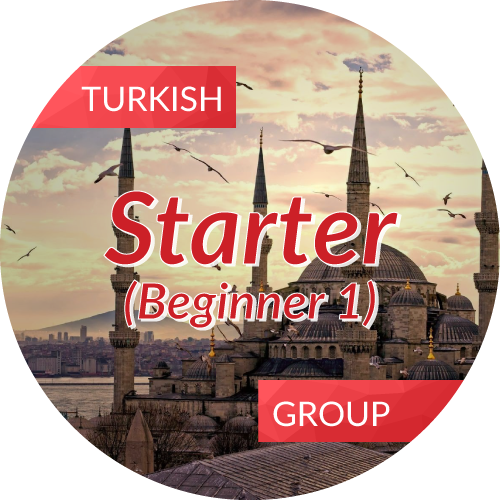 Turkish<br/>Starter
