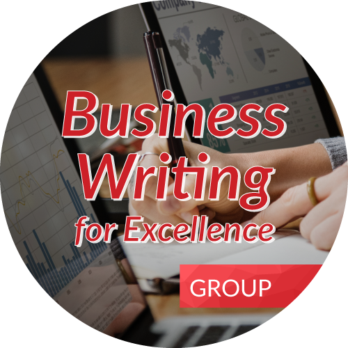 Business Writing for Excellence<br/>Advanced