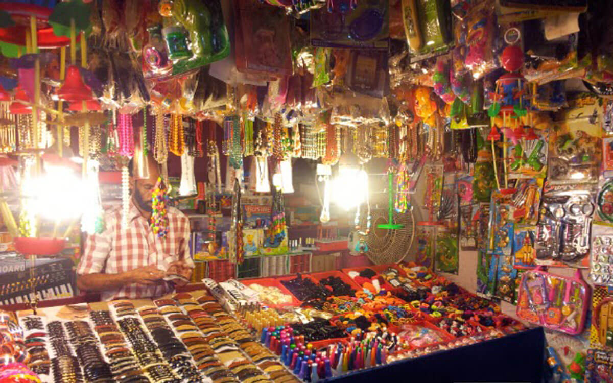 Siddiq blog - Pooram shops